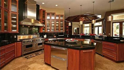 dream kitchen house plans plan 4274mj chateau masterpiece mediterranean house plans mediterranean houses and