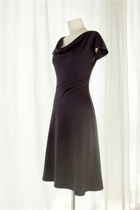 pattern for jersey dress 1000 ideas about cowl neck dress on pinterest cowl neck