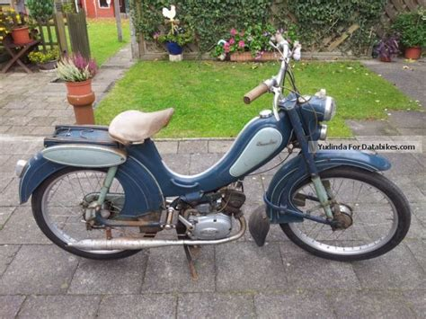 Hercules Sachs Motorrad by Sachs Hercules 1956 Vintage Classic And Old Bikes Photo