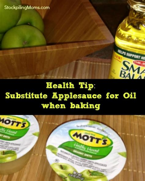 healthy fats to use in baking healthy baking tip substitute applesauce for