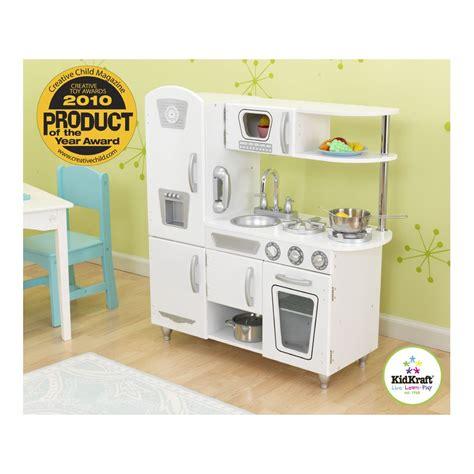cuisine vintage blanche cuisine pour enfant