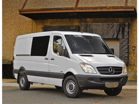 2012 mercedes benz sprinter 3500 144 quot specs and features u s news world report