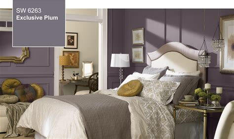 sherwin williams paint of the year 2014 color of the year exclusive plum sw 6263 by