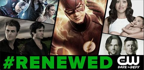 cancelled and renewed tv shows 2016 2017 collider the cw tv show renewals 2016 2017
