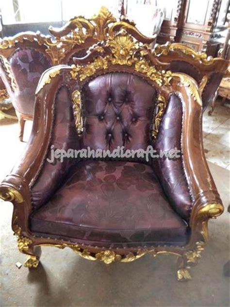 Kursi Tamu Jati Mawar jual kursi sofa tamu jati ganesha mawar murah berkualitas