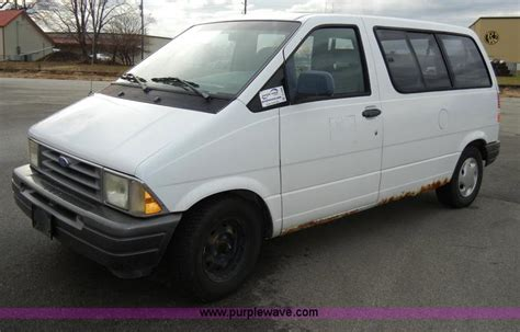 how to learn about cars 1995 ford aerostar security system 1995 ford aerostar information and photos momentcar