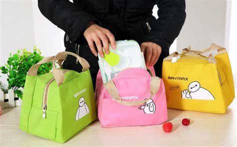 Baymax Cooler Bag Lunch Bag Cooler Bag Tas Bekal Makan Siang supplier peralatan rumah tangga atk perlengkapan kantor