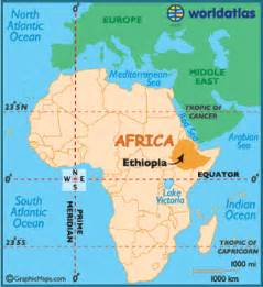 Ethiopia Map In World by Ethiopia Map Geography Of Ethiopia Map Of Ethiopia