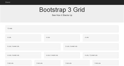 bootstrap grid template bootstrapzero free bootstrap themes and templates