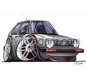 VW Golf MK1 Grey