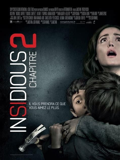 film horreur insidious 3 insidious chapitre 2