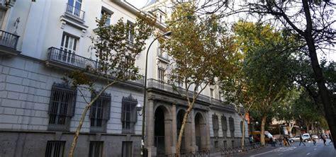 patio maravillas madrid la casa de m 233 xico estar 225 en el palacete que quer 237 a el