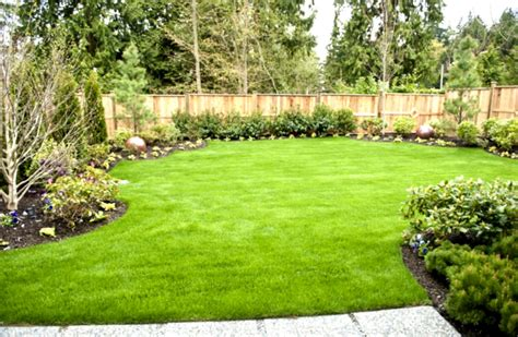 backyard landscapes big backyard ideas before after big backyard makeovers