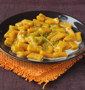 cuisiner gnocchi gnocchis de patate douce les meilleures recettes de