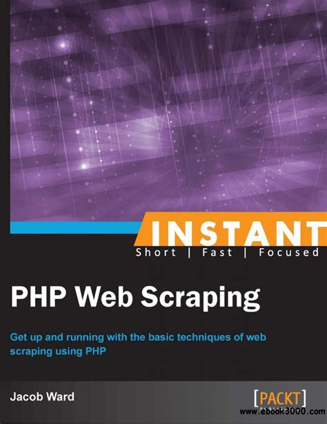 pattern web scraping instant php web scraping free ebooks download