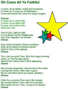 ye faithful lyrics