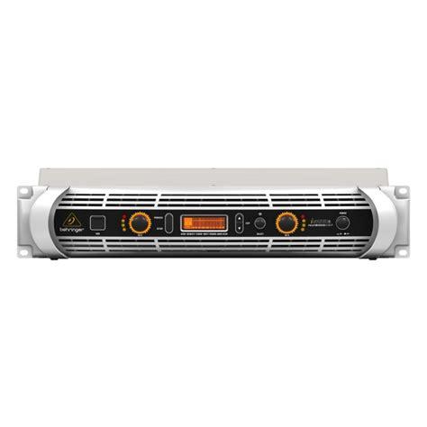 Behringer Nu12000dsp Power Lifier 12000 Watt With Dsp And Usb behringer inuke nu12000dsp 12 000 watt power w dsp