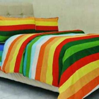 Sprei Kain Kahatex Motif Bunga Tanpa Bed Cover Ukuran 180 bad cover dan sprei motif pelangi syalom store