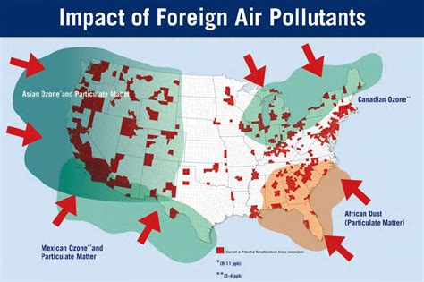 texas air quality map this map shows why epa s new ozone standard makes no sense u s chamber of commerce