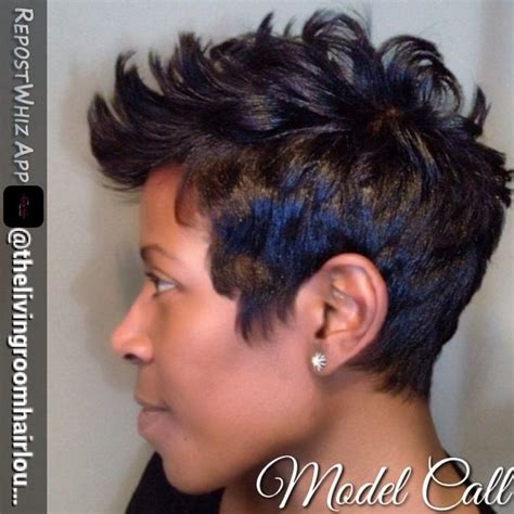 hot new black hairstyles 1309 best images about short straight and curly hair
