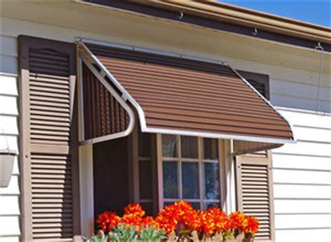heritage window awnings brookside window awning with flat side panels