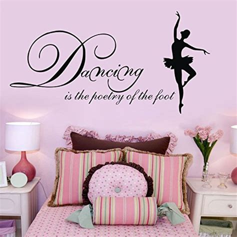 day one bedroom dancing youtube dancing is the poetry of the foot olivia ballerina wall