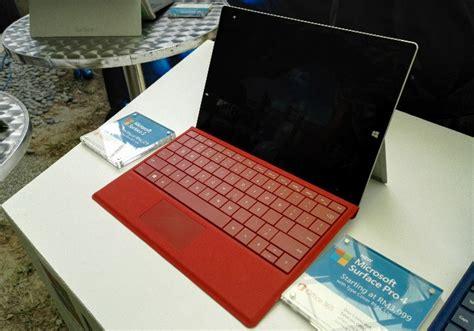 Microsoft Surface Pro Malaysia microsoft surface pro 4 malaysia release date technave