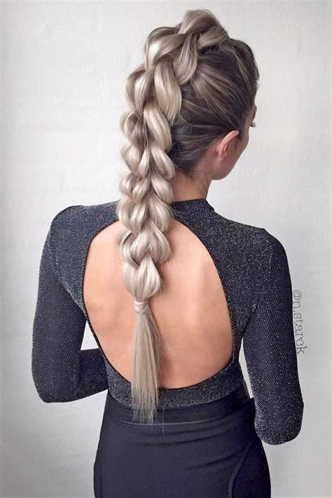 Braided Hairstyles For Haired by 10 Easy Stylish Braided Hairstyles For Hair 2018
