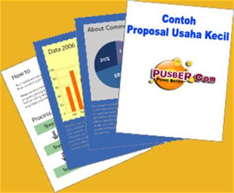 contoh proposal usaha kecil toko batik contoh proposal peluang usaha makanan peluang usaha