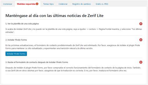 tutorial zerif wordpress tutorial de zerif lite en espa 241 ol caribdis dise 241 o web
