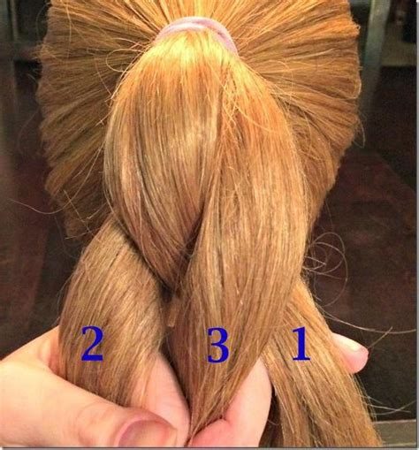 three strand braid or plait one how to tie knots колосок с лентой схема плетения оригинальные прически с