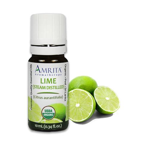 Essential Lime Grade A 500ml organic lime essential therapeutic grade