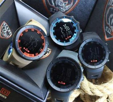 Jam Tangan 5 11 Digital jam tangan 511 tactical beast digital new design