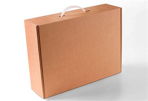 mallette en carton avec poign 233 e selfpackaging blog