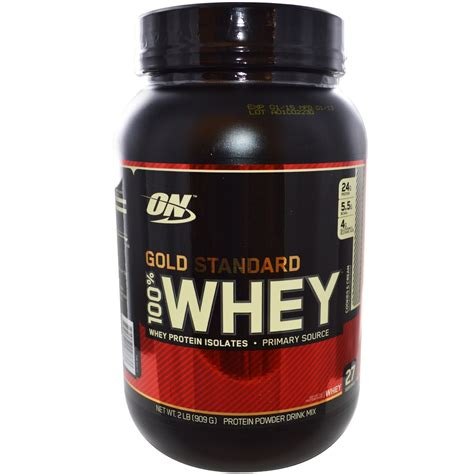 On Whey Gold Standard 10lbs optimum nutrition gold standard 100 whey cookies and 2 lb 909 g iherb