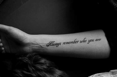 quotes about life tattoos on arm arm quote tattoos women fashion and lifestyles