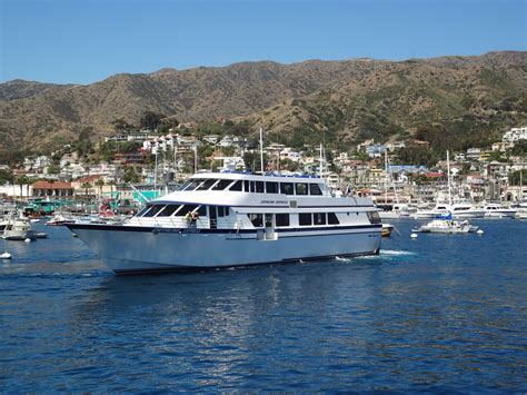 catalina island boat tour tour boat from mainland to catalina catalina island