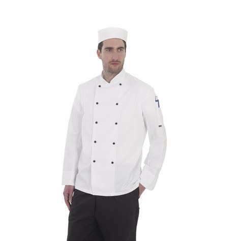 Sweater Chef dennys lightweight l sleeve chefs jacket