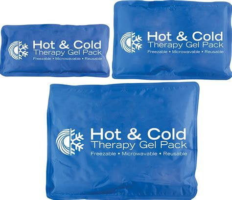 hot cold reusable gel packs hot cold reusable gel pack 5 quot x 10 quot ebay
