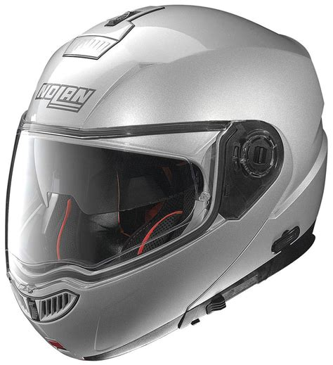 Helm Nolan N33 Classic nolan n64 smart visier nolan n104 absolute classic n flip up helm silber nolan n64 hexagon