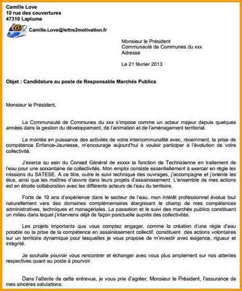 Lettre De Recommandation Ing Nieur 9 lettre motivation ing 233 nieur lettre administrative