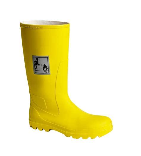 fireman boots fireman boot yellow en15090 f3 med marine comfort