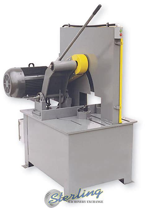 Brand New Kalamazoo Dry Abrasive Chop Saw Abrasive