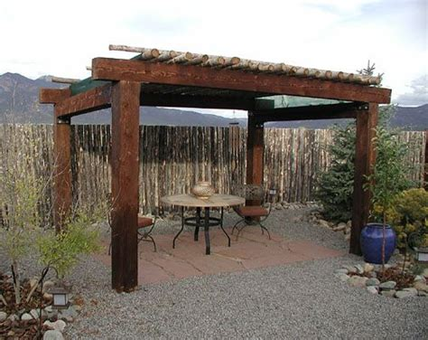 l shades santa fe nm 1000 images about southwest pergolas on patio
