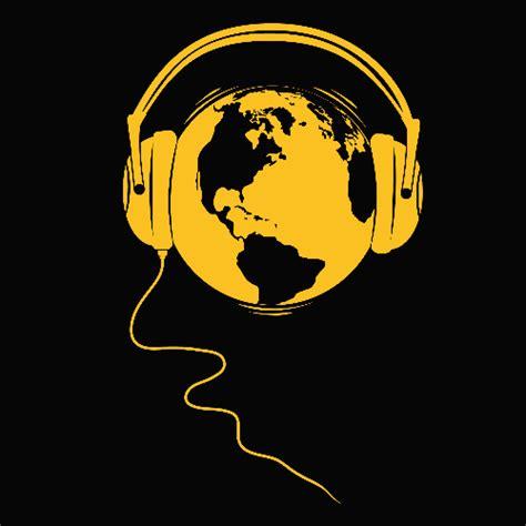 musiques du monde  shirt planete coton bio