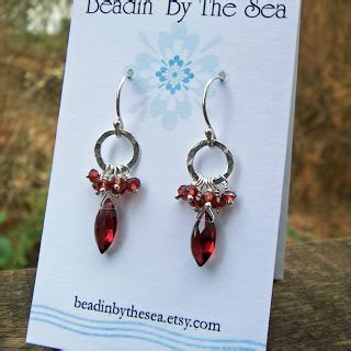 make your own earring cards beadin by the sea how to make your own earring cards