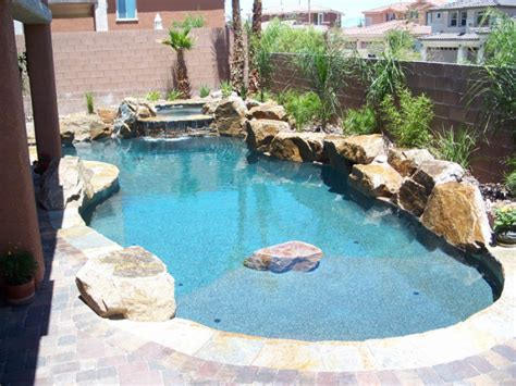 Best Home Pools by Real Rock Pools