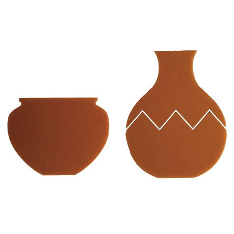 pre cut made glass table brown pottery fusible pre cut assortment 2 pack 90 coe glass shapes delphi glass