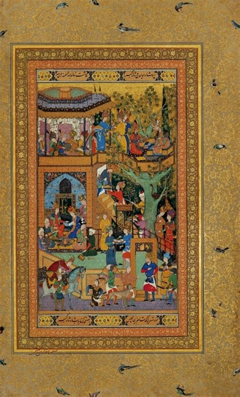 humayun biography in english file abd al samad akbar presents a painting to his