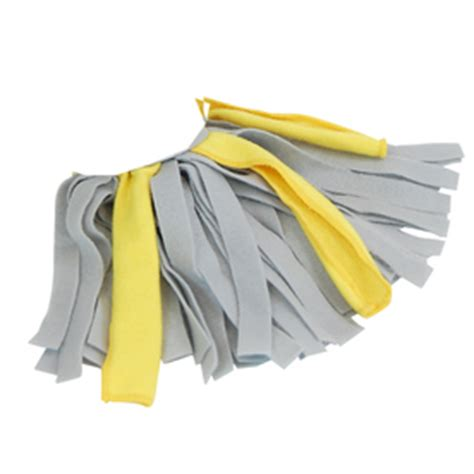 Bling Microfiber Stripe Mop Refill shop clean results microfiber mop refill